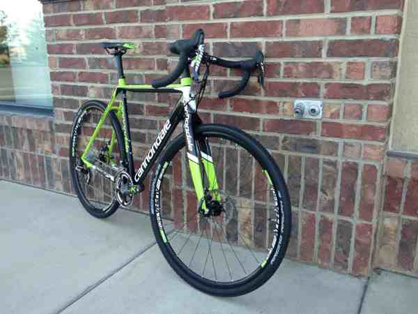 Cannondale's new Super X Carbon Cyclocross Bike