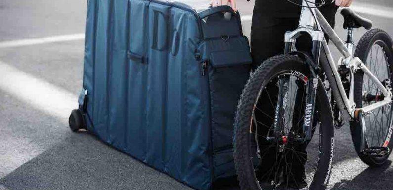 Borsa da viaggio per bicicletta
