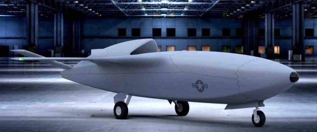 US Air Force, BAE Systems progetta drone Skyborg