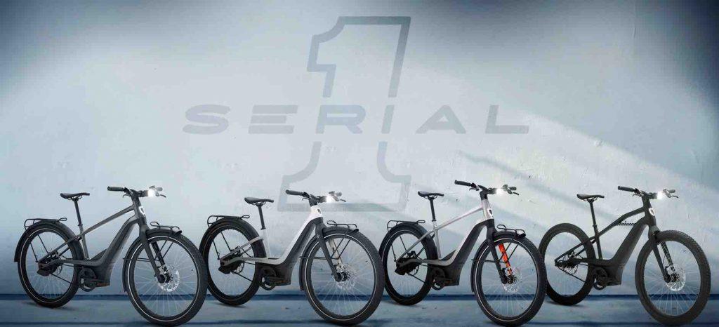 Bici elettriche Harley-Davidson Serial 1