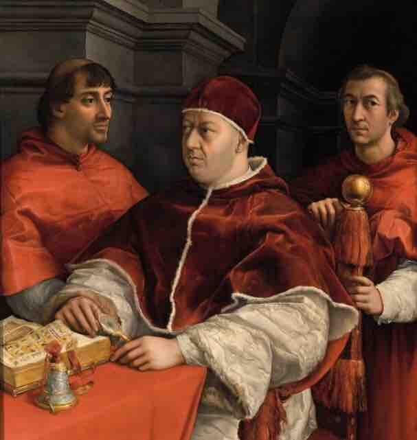Toscana – Firenze, Il Ritratto di Leone X rientra alle Gallerie degli Uffizi.