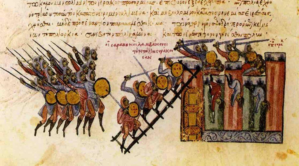 La conquista aghlabide della Sicilia
