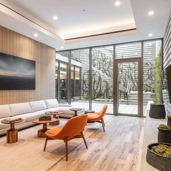 Un edificio in stile giapponese debutta a Brooklyn