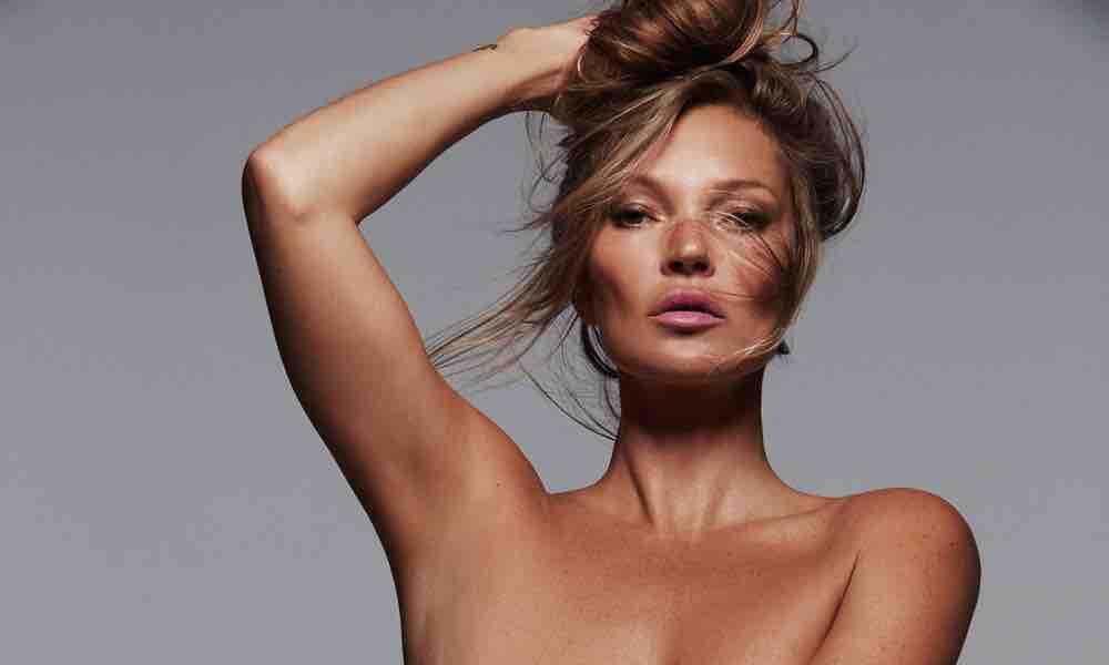 Kate Moss, nuovo volto di Kim Kardashian West
