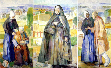 Istituto Piccole sorelle dei poveri…Chi sono, cosa fanno